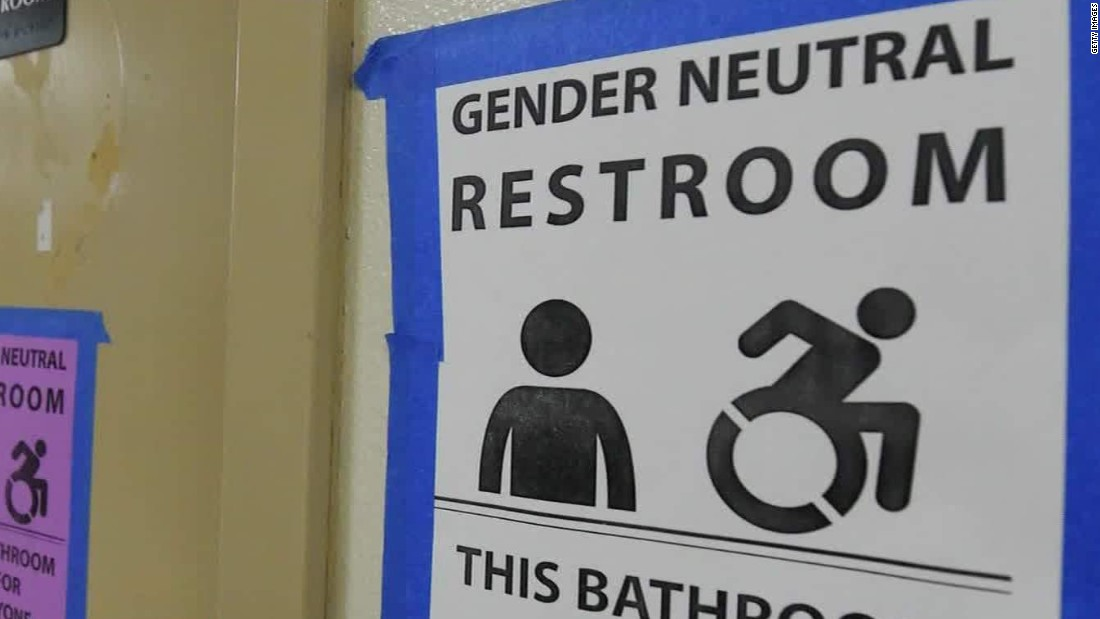 3 myths that shape the transgender bathroom debate for Transgender bathroom debate