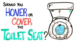 This Is Why You Should NEVER Put Toilet Paper On a Toilet Seat